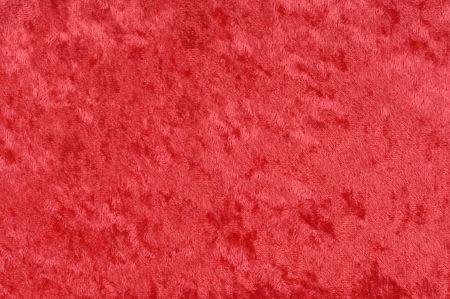 velvet texture: Tessuto rosso lucido sfondo trama Archivio Fotografico