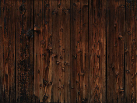 textuur: Oude donkere houten houten wand structuur achtergrond
