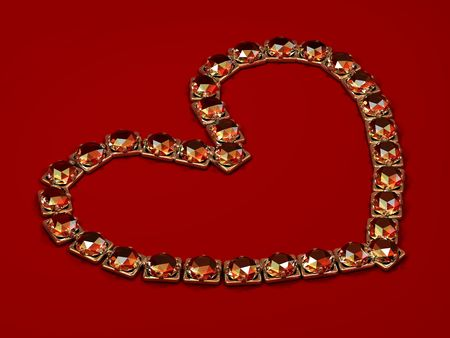 jeweller: Magnificent gift brilliants diamonds female jeweller ornaments