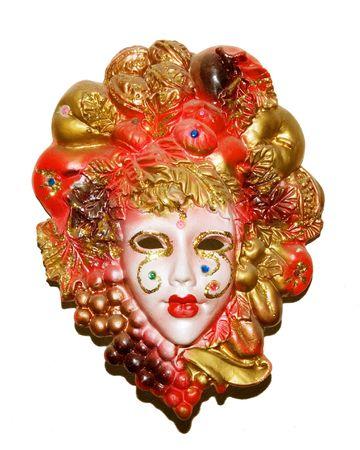 phantasy: Carnaval mask-3 Stock Photo