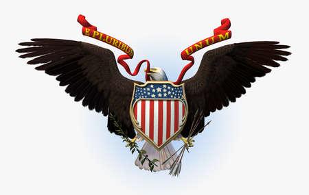 calvo: Gran Sello de los EE.UU.