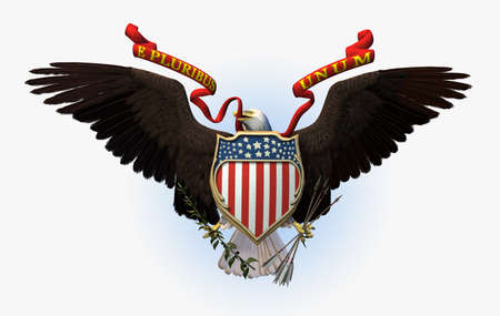 Great Seal of the USA photo