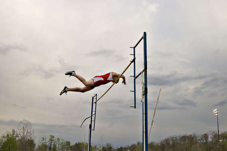 vaulting: Pole Vaulting