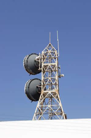 sattelite: A relay station transmitting radio, telephone signals from sattelite.