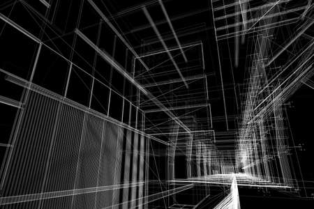wire mesh: Architectural wire mesh.