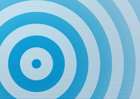 emitter: Cyan target backdrop