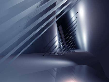 unknown: Fantastic virtual architectural location