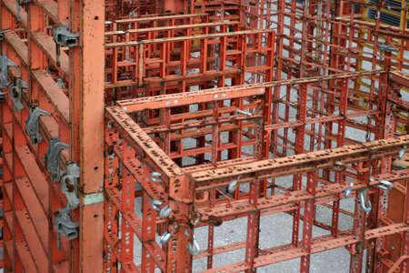 grate: Grate industriali dei lavori di costruzione