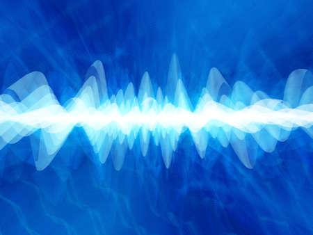 pulsating: Digital wave diagram