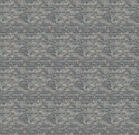 tillable: Paving stones road surface - infinite tillable texture Stock Photo
