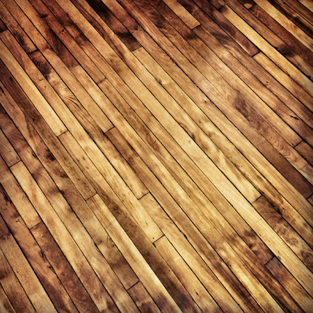 hardwood: Old and shabby hardwood floor background