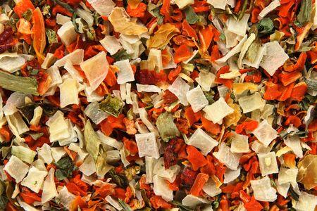dried vegetables: Antecedentes de legumbres secas y especias. Resumen texturas de alimentos.