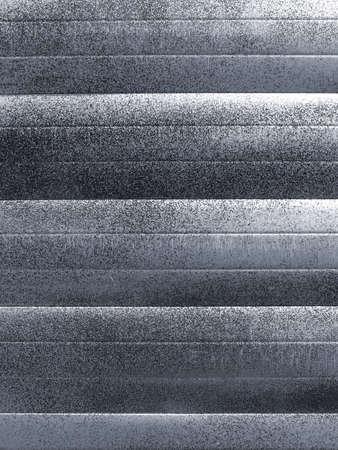 Steel shutter 02 Stock Photo