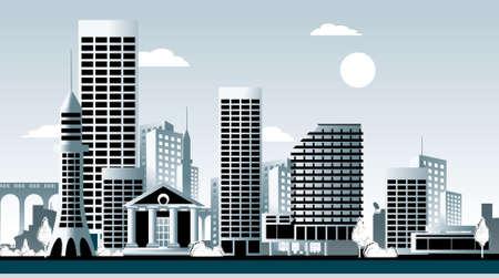 cityscape Stock Photo - 1306000