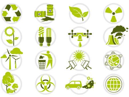risparmio energetico: Risparmio energetico e la tutela ambientale icona impostare
