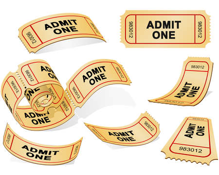 amusement: Tickets