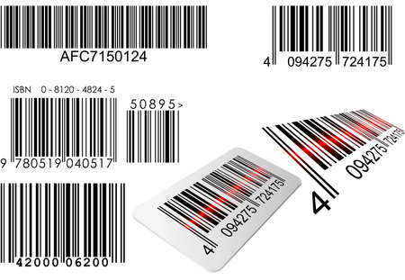 codigos de barra: C�digo de barras