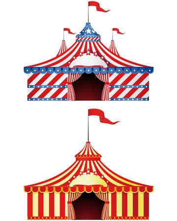 kopule: Big Top Circus