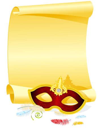 disguises: Masquerade Invitation