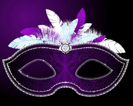 mascaras de carnaval: M�scara de mascarada