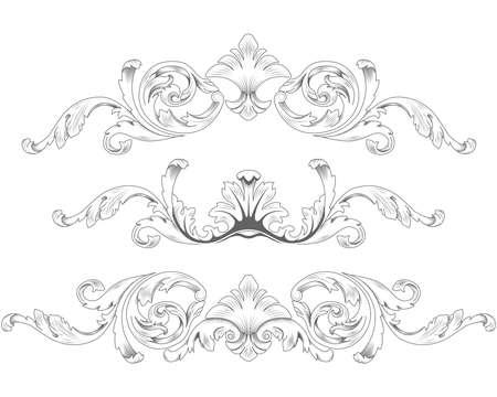 acanto: Elementos ornamentales