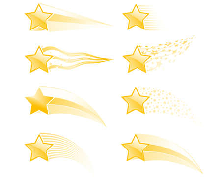 flit: Flying stars and star tracks in different style