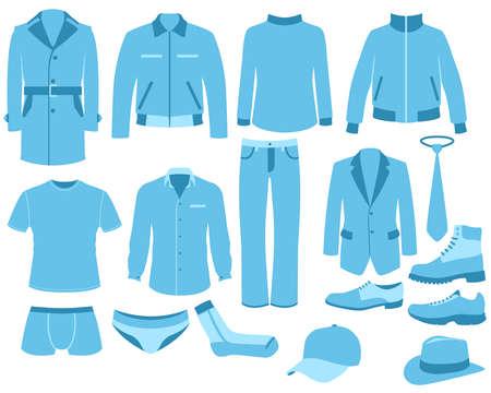 Hose: Mann Kleiderset