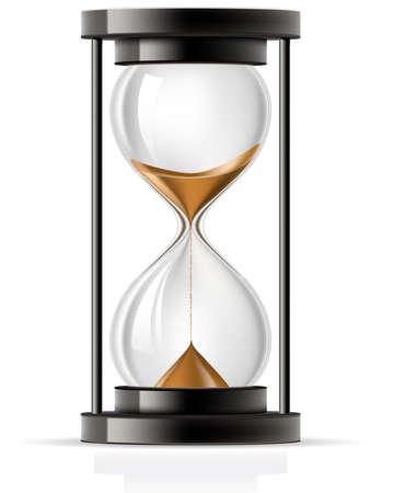 Hourglass Stock Vector - 10672003