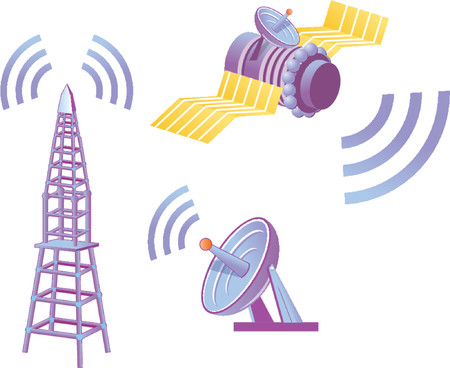 telecom: Satellite - telecommunications