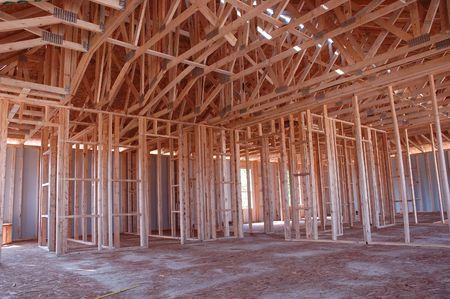 Construction - House Framing and Trusses