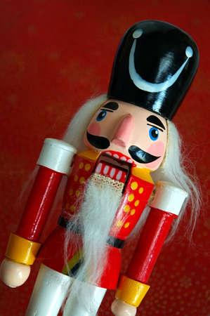 Nutcracker Christmas Toy