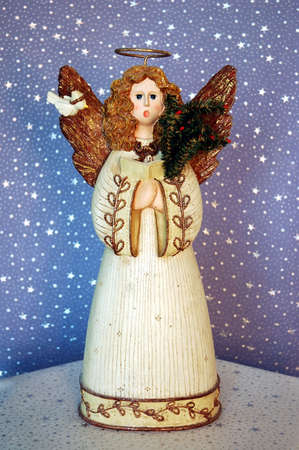 Angel Singing Stock Photo - 252453