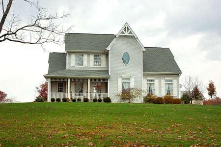 house gables: Farm House