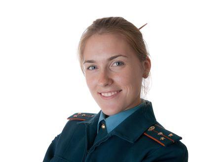 luitenant: De senior luitenant van het ministerie van noodsituaties