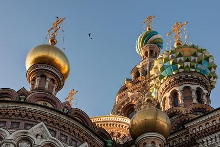 savior: Dome of the Savior on Spilled Blood, Sankt-Peterburg Stock Photo