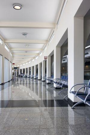 Airport lounge - Congonhas - Sao Paulo - Brazil