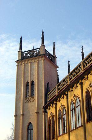convent: Convent Stock Photo
