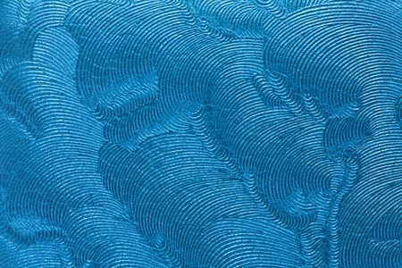 texture on a embossed leather, macro