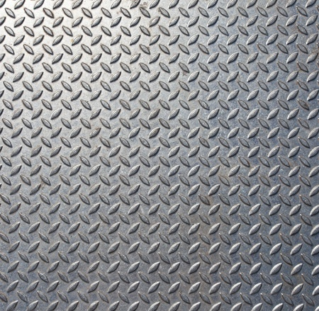Background of metal  plate in silver color Stock Photo - 21064236