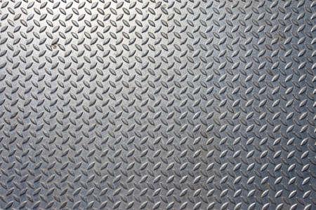 diamante negro: Antecedentes de la placa de metal en color plata
