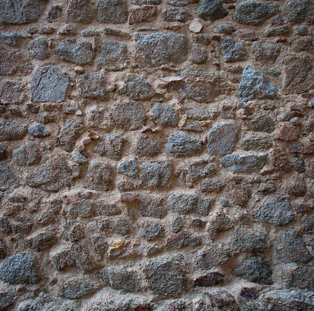 texture of ancient masonry, close up photo