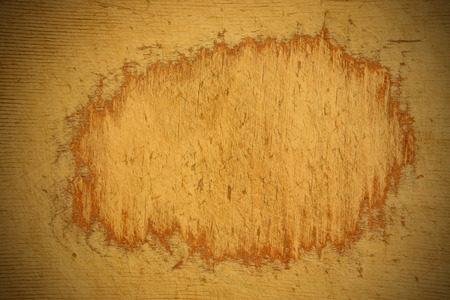 rifts: Texture to Old Wooden Surface of Board for Cutting of Food Stock Photo