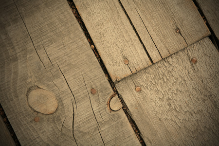 grey nails: Surface of the Old Boards with Nail, texture, image style