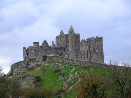 monastic: Rock of Cashel (historic monastic site in county Tipperary Ireland) Stock Photo