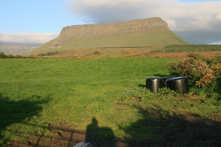 sligo: This beautiful mountain which is located in County Sligo, Ireland rises to a height of 497 m. A prominent flat-topped limestone buttress, scored by erosion, it forms part of the Dartry range and was made famous by the poet W.B Yeats