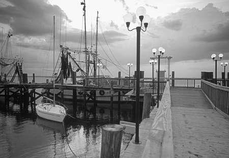 fishingboats: Marina