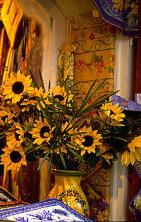 streetscene: Sunflowers