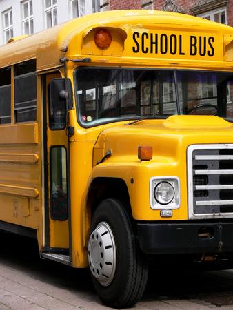 American Schoolbus Stock Photo - 1511102