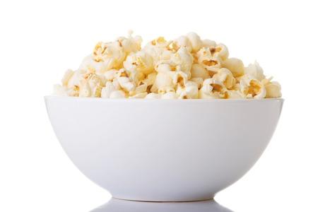 popcorn bowls: Popcorn in bowl