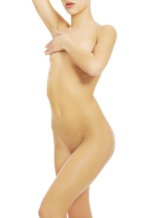 naakt vrouwen: Jonge schoonheid fit naakt vrouwen.